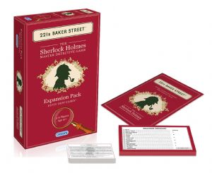 221b Baker Street Expansion Pack